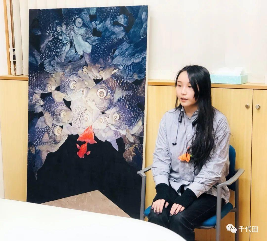 合格经验谈|语言学校和美术指导学院在一起的千代田真的是太方便了!