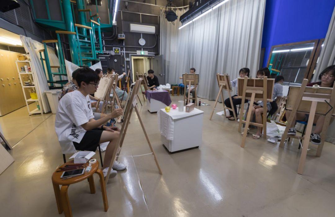 千代田美术丨美术生免费线上公开课 作品集准备和入试对策一网打尽